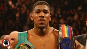 Anthony Joshua 2