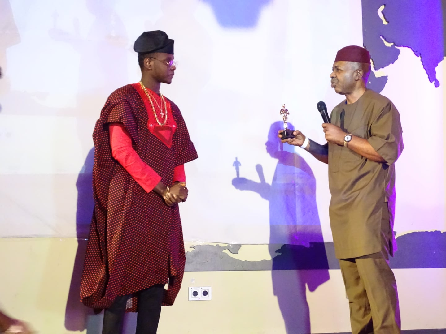 Kiss Daniel   His Excellency CG John Ejinaka